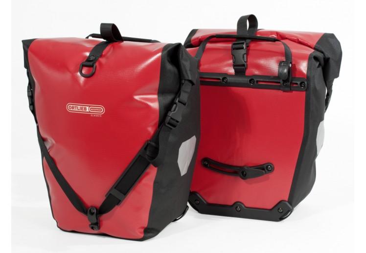 Ortlieb Back-Roller Classic, rot-schwarz