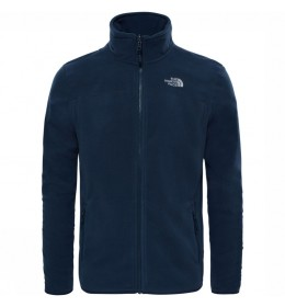 The North Face 100 Glacier Full Zip herenvest