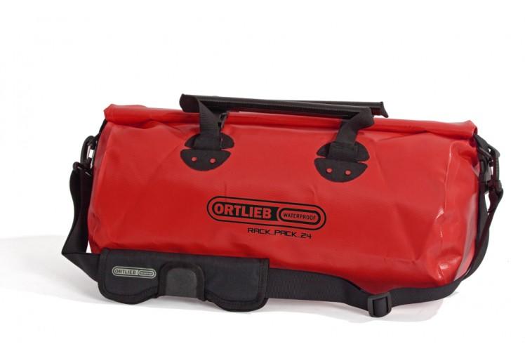 Ortlieb Rack-Pack P620 Maat S, rood