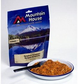 Mountainhouse Spaghetti Bolognese Maatlijd 2 porties