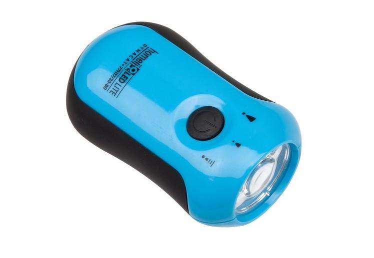 DynaCt Zaklamp 1Watt LED