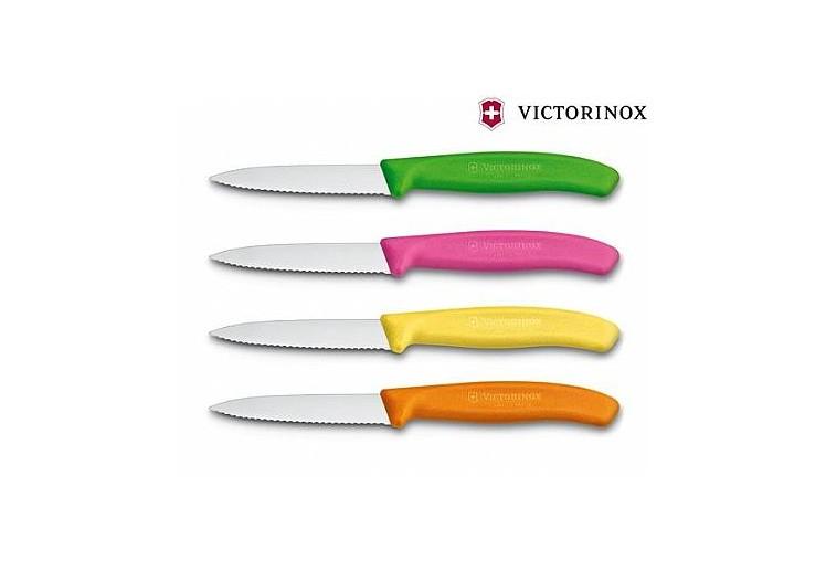Victorinox Groente-/schilmesje, roze