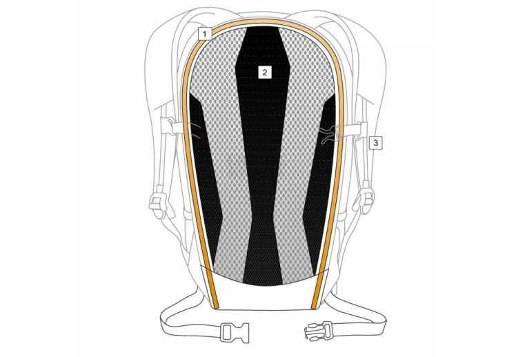 Deuter Speed Lite 15 Black-Titan rugzak