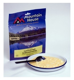 Mountainhouse Custard with Apple maaltijd