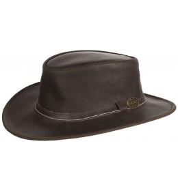 Hatland Medford Oiled Leather Hoed