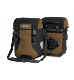 Ortlieb Sport-Packer Plus, haselnuss-schwarz