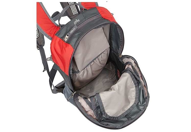 Deuter Airlite 16 Granite/Fire