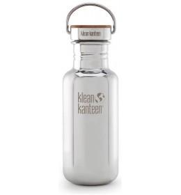 Klean Kanteen 530 ml Reflect (Stainless Unibody Bamboo Cap)