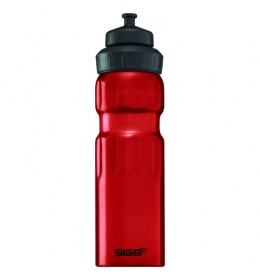 Sigg Wide Mouth Bottle Sports Red 750 ML