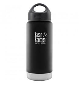 KLean Kanteen 470ml Wide Insulated (Stainless Loop Cap)