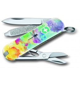 46 Victorinox Zakmes Dragonfly 7 functies