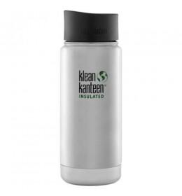 Klean Kanteen Wide Vacuum Ins w cafecap 2.0