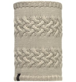 Neckwarmer Knitted & Polar Fleece Savva