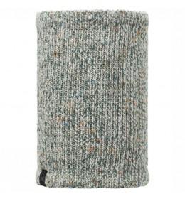 Buff Neckwarmer Knitted & Polar Fleece Luc