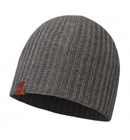 Buff® Knitted Hat Haan Grey Castlerock