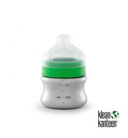 Klean Kanteen 150 ml Kid Baby Bottel (slow flow nipple)