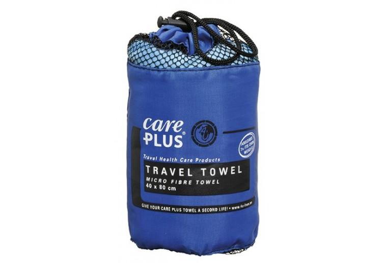 Care Plus Microfibre Travel Towel Small reishandoek