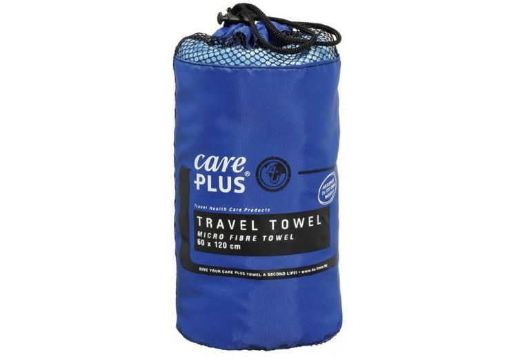 Care Plus Microfiber Travel Towel Medium reishandoek