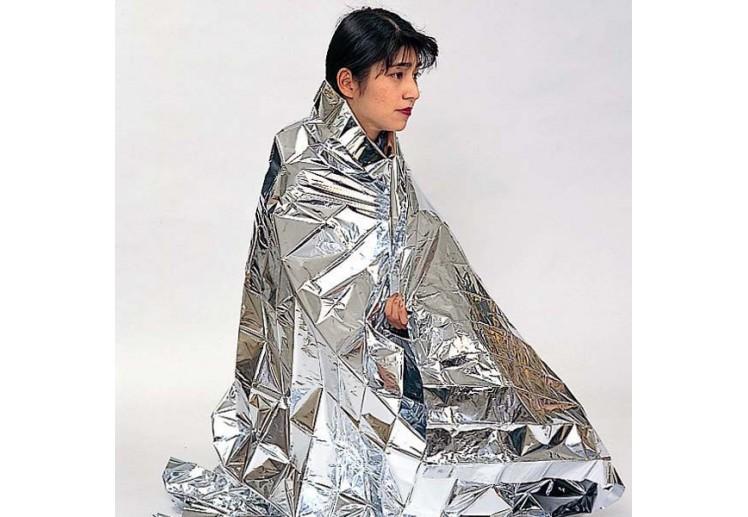 Emergency Blanket 160x213cm** Gold/Silver