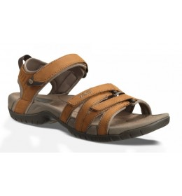 Teva Tirra Leather Women Damessandaal