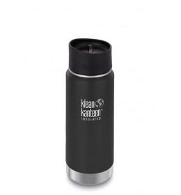 Klean Kanteen 16oz Vacuum Insulated Pint Shale Black