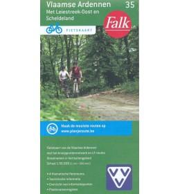 35. Vlaamse Ardennen (met Leiestreek-Oost en Scheldeland)