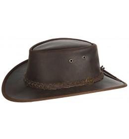 Hatland Mankato Oiled Leather Hoed