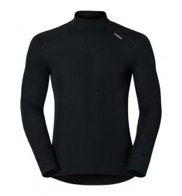 Odlo Shirt l/s Turtle Neck heren