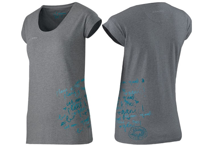 Mammut Spinach T-Shirt Women