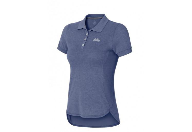 Odlo Polo Shirt s/s TRIM OFF COURSE Dames