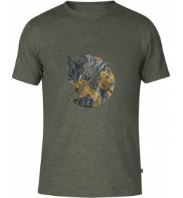 FjallRaven Rock Logo T-shirt herenshirt