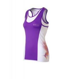 Odlo Singlet with integrated top FLORA damesshirt