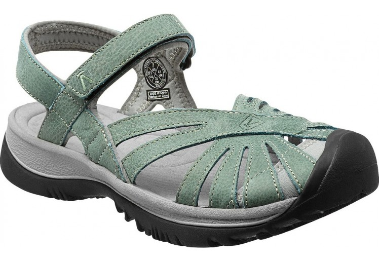 Keen Rose Leather Damessandaal