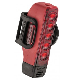 LEZYNE STRIP DRIVE PRO REAR 100 LM RED 100 LM RED
