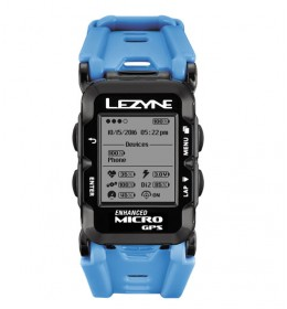 LEZYNE GPS WATCH HR CYAN