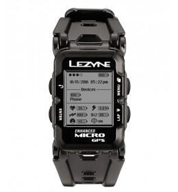 LEZYNE GPS WATCH HR BLACK