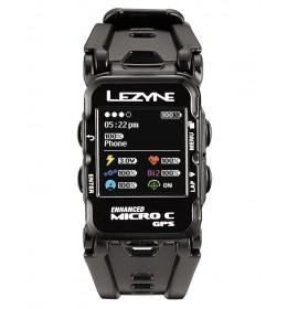 LEZYNE GPS WATCH COLOR HR BLACK