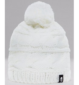 The North Face Cable Knit Mitt Damesmuts