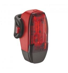 LEZYNE LED KTV DRIVE REAR 10 LM RED