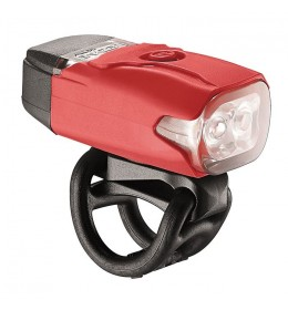 LEZYNE LED KTV DRIVE FRONT 180 LM RED