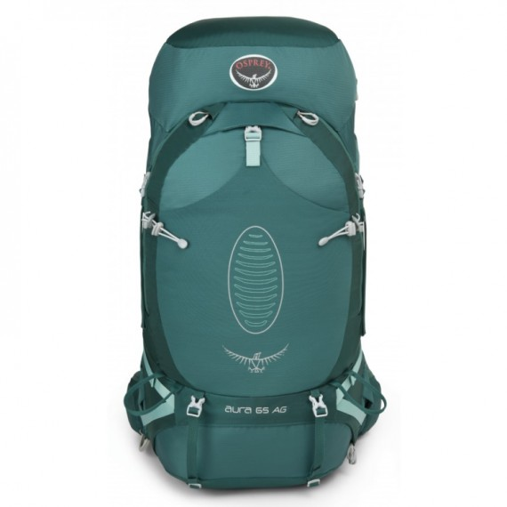 Osprey Aura AG 50 WS Rainforest Green
