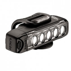 LEZYNE STRIP DRIVE FRONT 300 LM BLACK