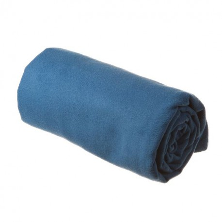 Sea to Summit DryLite Towel Cobalt Blue