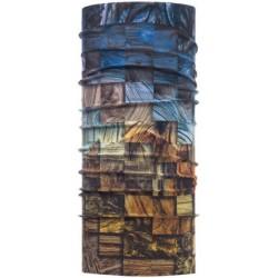 Buff High Uv Wood Collage Multi