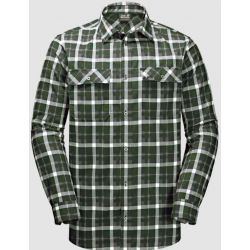 Jack Wolfskin Bow Valley Shirt herenoverhemd