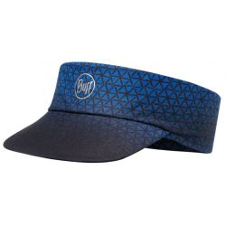 Buff Pack Run Visor R-Equilateral Cape Blue zonneklep