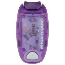 Nathan StrobeLight lampje - paars - Imperial Purple