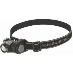 Highlander Shine 3WCree LED Hoofdlamp