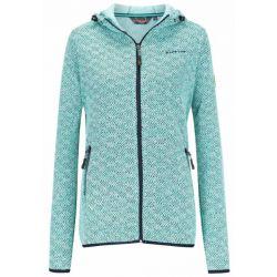 LifeLine Mount Hooded Ladies Fleece Jacket