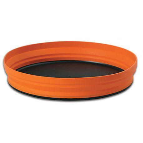 Sea to Summit X-plate oranje